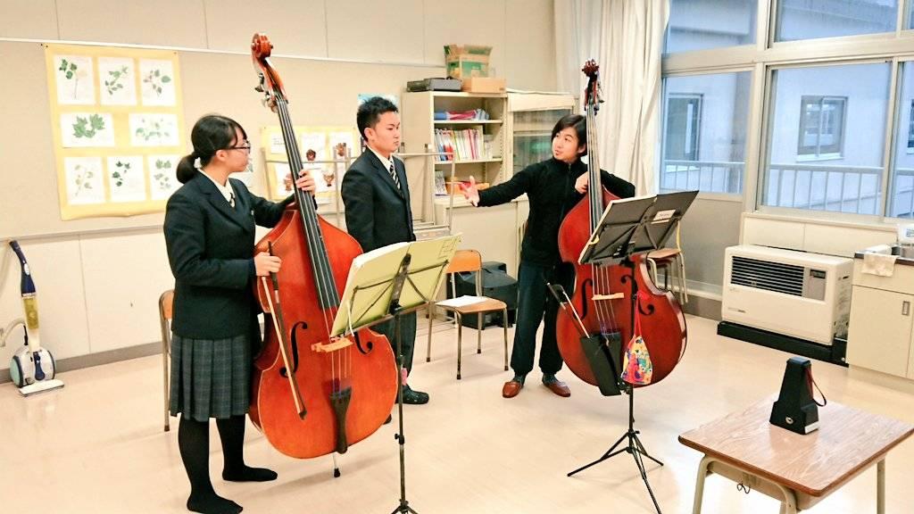 奏和プロジェクト2018岩手ツアー:北上翔南高校器楽部