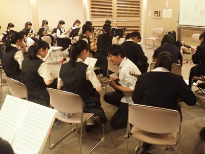 平成30年度岩手県高等学校文化連盟セミナーサポート事業<br />器楽専門部第27回技術講習会