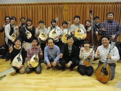 第10回記念演奏会 吉水先生に合奏指導いただきました!